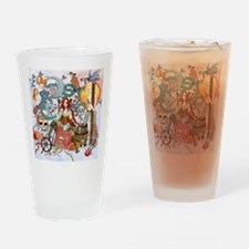 Pirate Quest Drinking Glass