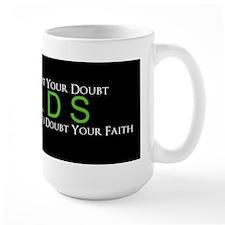 LDS License Plate Mugs