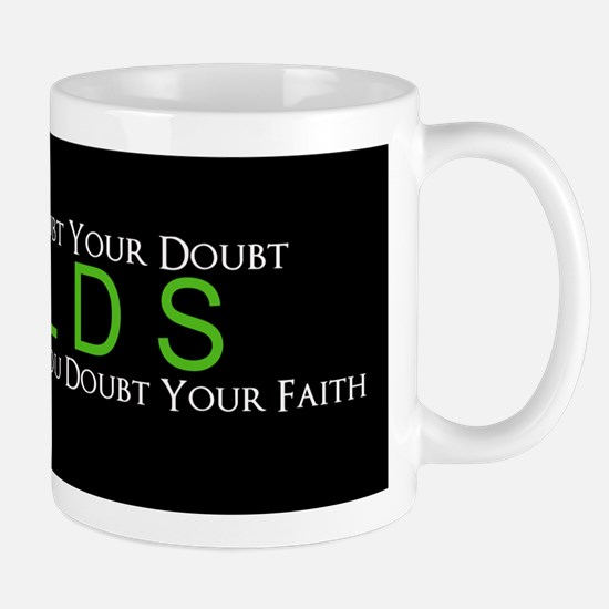 LDS License Plate Mugs