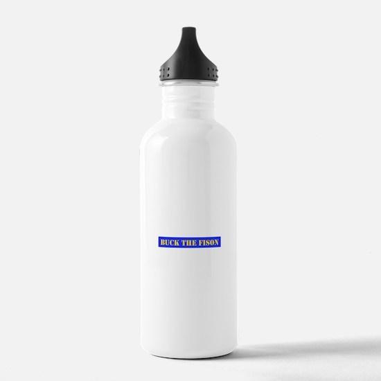 Buck The Fison Water Bottle