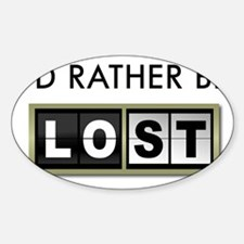 Id-rather-be-lost-2-(white-shirt) Decal