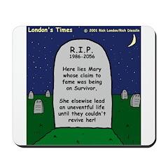RIP Mary Mousepad