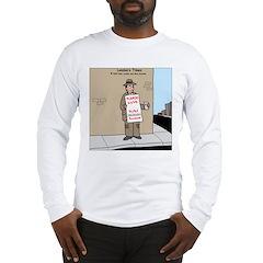 Modern Bum Long Sleeve T-Shirt