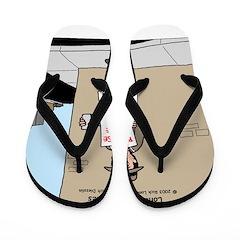 Modern Bum Flip Flops