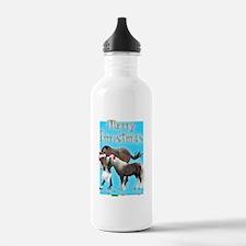 Caballo and Cisco Chri Water Bottle