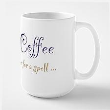 Magick Coffee Large Mug