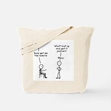 sudo-get-me-remote-mug Tote Bag