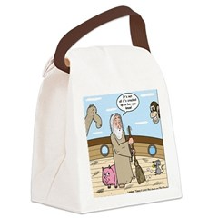 Noah as Janitor Canvas Lunch Bag
