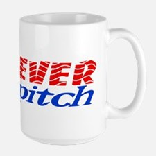 Forever Fastpitch Logo alone big Mug