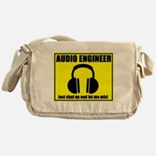 Let Me Mix Messenger Bag