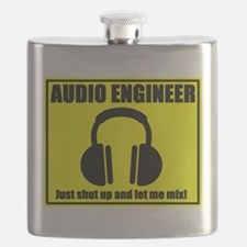 Let Me Mix Flask