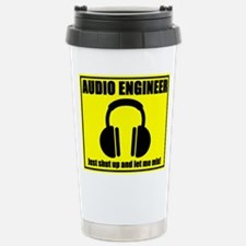 Let Me Mix Stainless Steel Travel Mug