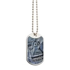 NOLA angel Dog Tags