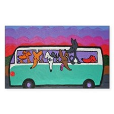 GoGreyhound Decal