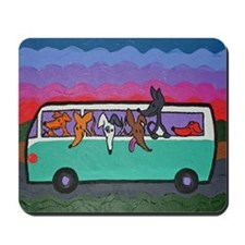 GoGreyhound Mousepad