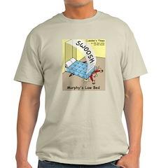 Murphys Law Bed T-Shirt