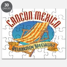 Cancun Relax - Puzzle