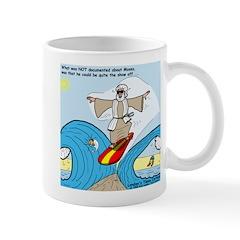 Moses Showing Off Mug