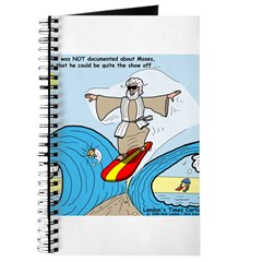 Moses Showing Off Journal