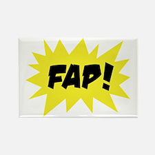 FAP-dark Rectangle Magnet
