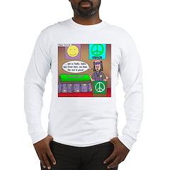 Hippie Funeral Long Sleeve T-Shirt