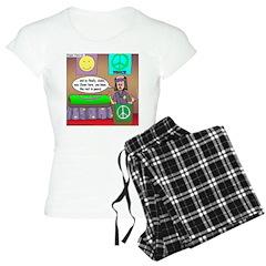 Hippie Funeral Pajamas