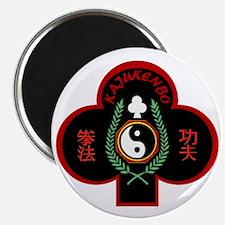SunnyvaleKajukenboPatch Magnet