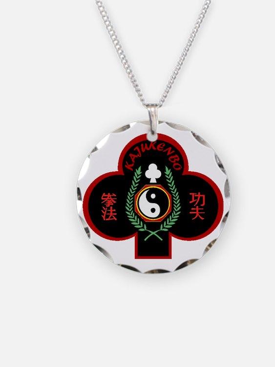 SunnyvaleKajukenboPatch Necklace