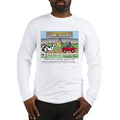 Cow Races Long Sleeve T-Shirt