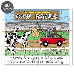 Cow Races Puzzle