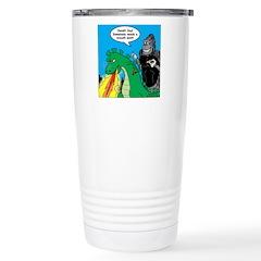 Godzilla Breath Mint Travel Mug