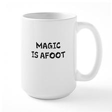 MAGIC IS AFOOT! Mugs