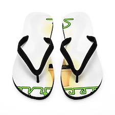 leglamp1 Flip Flops