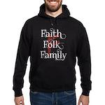 Faith Folk Family Hoodie