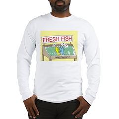Fresh Fish Long Sleeve T-Shirt
