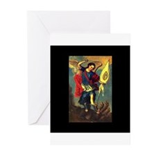 San Miguel Guadalupe Greeting Cards (Pk of 10)