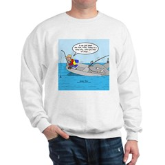 Fishing Luck Sweatshirt