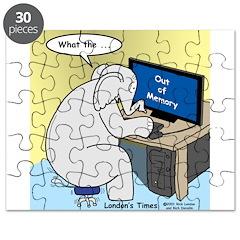 Elephant Memory Puzzle