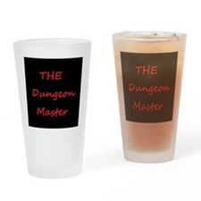 DungeonMaster2 Drinking Glass