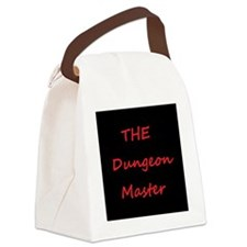 DungeonMaster2 Canvas Lunch Bag
