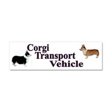 Corgi Transport Vehicle long Car Magnet 10 x 3