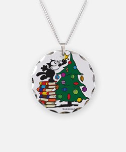 FELIX TOPPING THE TREE copy Necklace