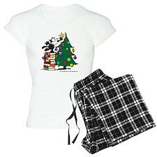 FELIX TOPPING THE TREE copy Pajamas