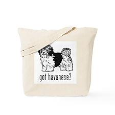 Got Havanese? Tote Bag