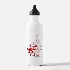 RED TREE copy Water Bottle
