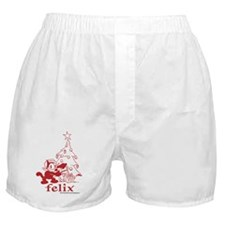 RED TREE copy Boxer Shorts