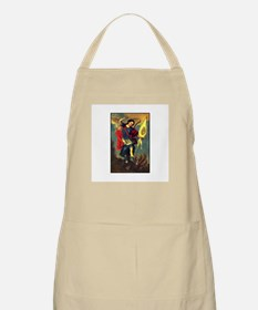 San Miguel - Guadalupe BBQ Apron