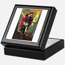 San Miguel - Guadalupe Keepsake Box