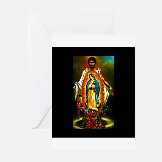 Juan Diego - Guadalupe Greeting Cards (Package of