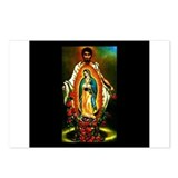 Virgen de guadalupe Postcards